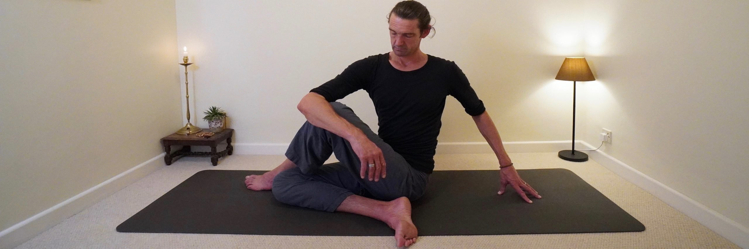 Exploring a Sitting Twist