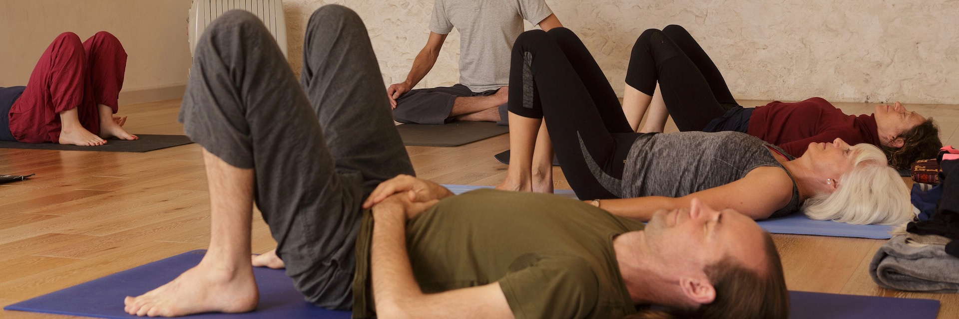 Residential yoga retreats UK